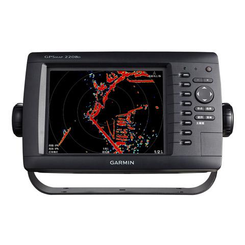 GARMIN GPSMAP2208D美国佳明网络型多功能航海导航仪