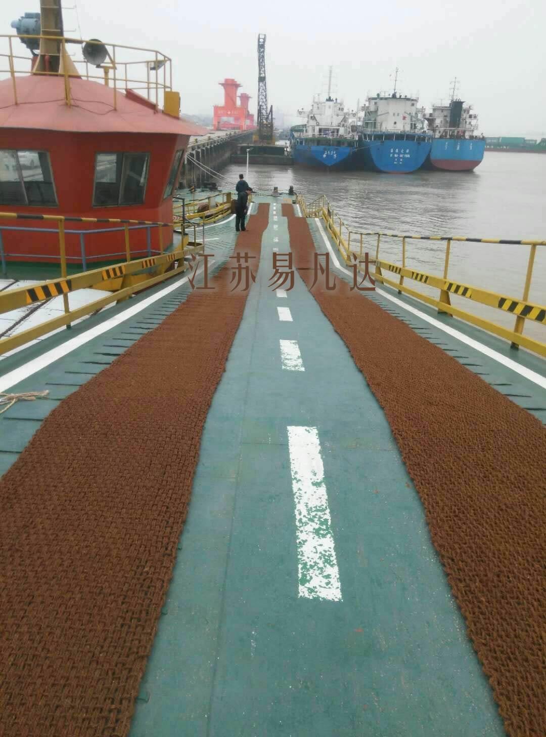 60cmX20m船用防滑棕垫,航道局专用防滑棕门地毯