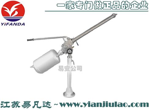 YAPLQ-10-60M固定式船用抛缆枪,船用抛缆器