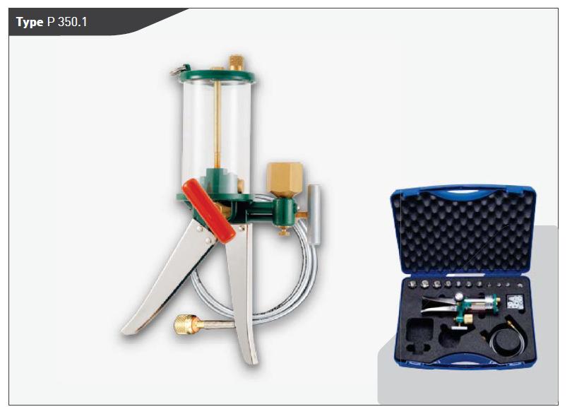 Sika温度校验仪和压力校准仪SIKA PRESSURE CALIBRATOR 0-700bar PM700.2 D2