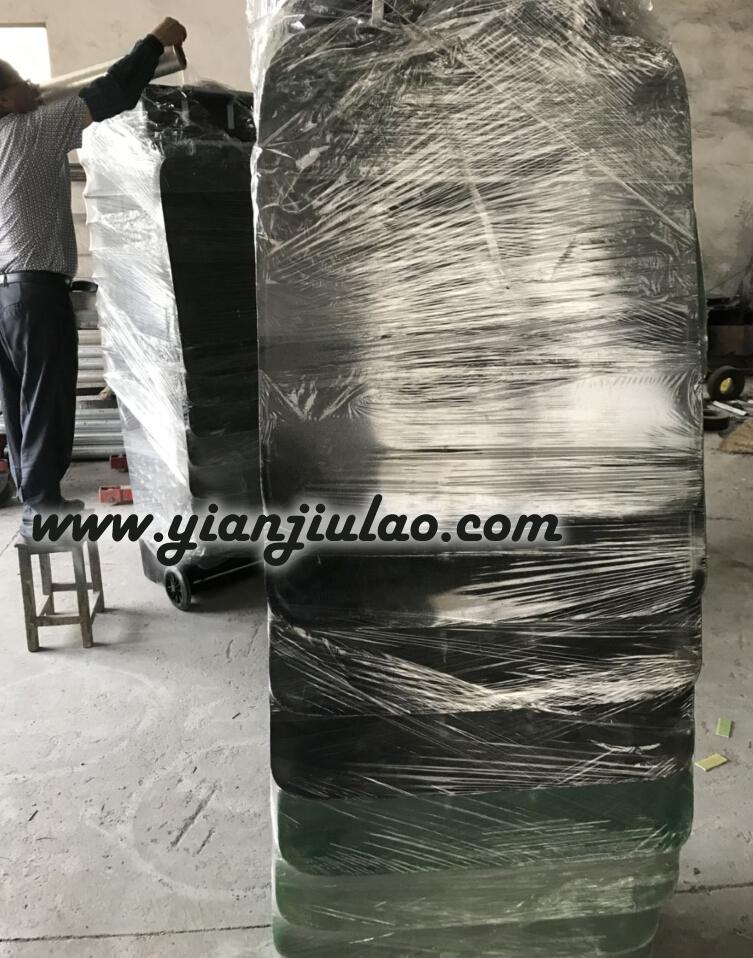 分类式玻璃钢垃圾箱、船用玻璃钢垃圾桶、240L升船用垃圾箱、专业的玻璃钢垃圾存放箱厂家价格
